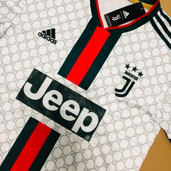 101dd9b3d54 Ronaldo  7 Juventus Concept GG 2019 Soccer Jersey
